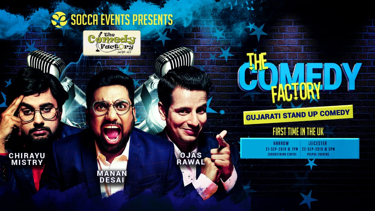 Official Website Of The Comedy Factory | Laugh Off